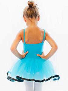 tutù danza bimba-