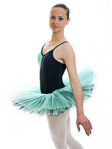 tutu danza-bicolore-back